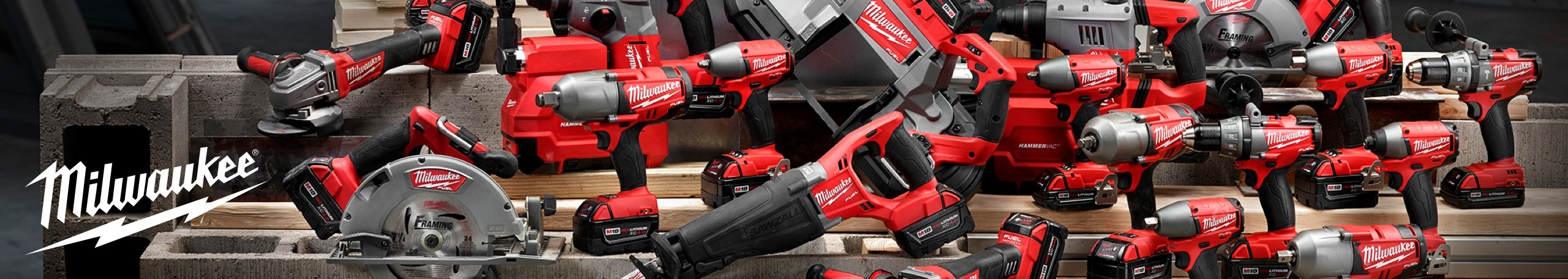 Shop Milwaukee power tools at Bladen Builders Supply