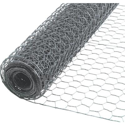 Do it 2 In. x 24 In. H. x 25 Ft. L. Hexagonal Wire Poultry Netting